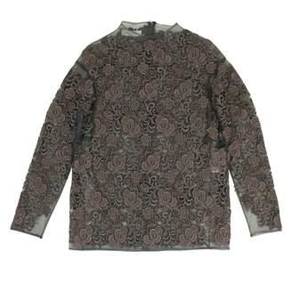 Valentino \N Grey Polyester Tops