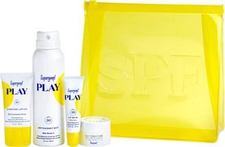Supergoop! Ready.Set.Play! Sunscreen Set