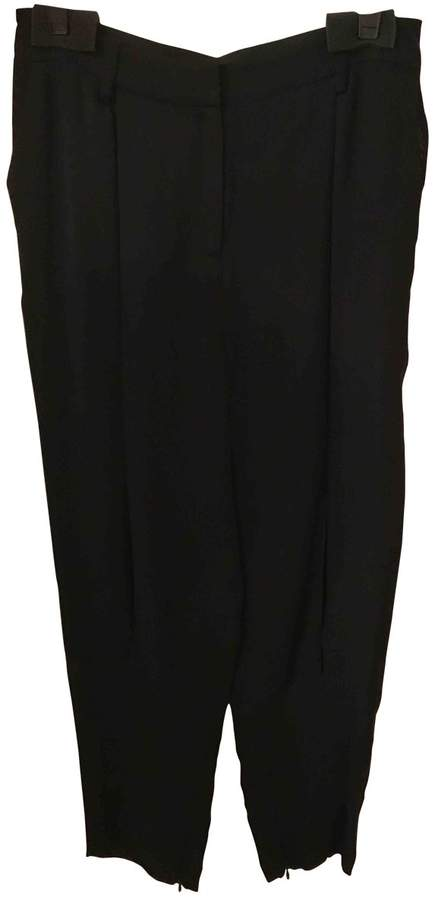 Catherine Malandrino Black Trousers for Women