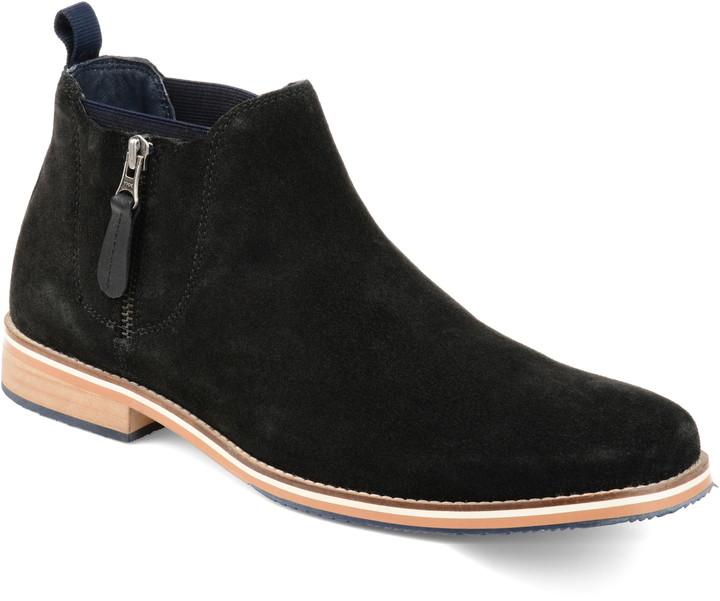 Thomas Laboratories AND VINE Smash Zip Chelsea Boot