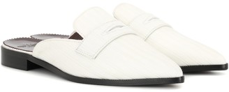 Bougeotte Satin mules