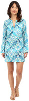 Echo Tropic Medallion Dorothy Tunic