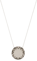 House Of Harlow Sunburst Pyramid Necklace