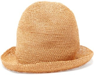 Reinhard Plank Hats - Beanie Woven Hat - Camel