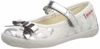 Naturino Girls Annalu' Ankle Strap Ballet Flats