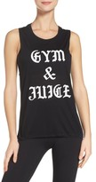 Private Party Women's Gym & Juice Tank