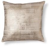 Threshold Gold Foil Throw Pillow