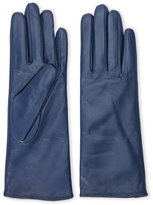 c-lective Cashmere-Lined Leather Gloves