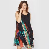 Taillissime Printed Shift Dress