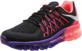 Nike Womens Air Max 2015 Running Shoes 698903-006 Size 9.5