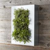 Williams-Sonoma Williams Sonoma Galvanized Vertical Wall Planter