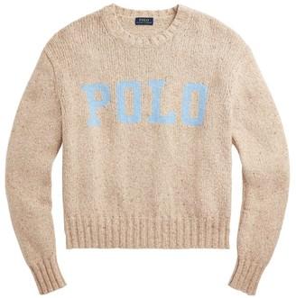 Polo Ralph Lauren Classic Logo Wool & Cashmere-Blend Sweater