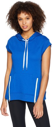 2xist Women's Hoodie with Front Zipper Detail