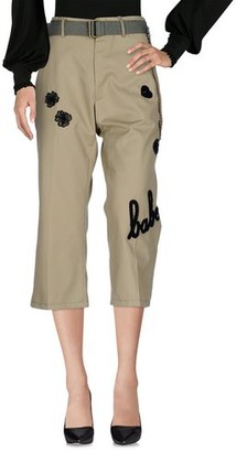MPD BOX 3/4-length trousers