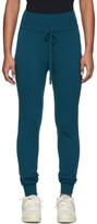 Live The Process Blue Knit Lounge Pants