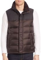 Tumi Quilted Sleeveless Vest