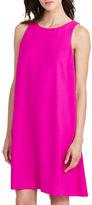 Lauren Ralph Lauren Paland Crepe A-Line Dress