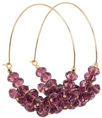 Isabel Marant Polly embellished earrings