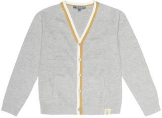 Bonpoint Cotton cardigan