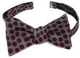Ted Baker Men's Dot Wool Bow Tie