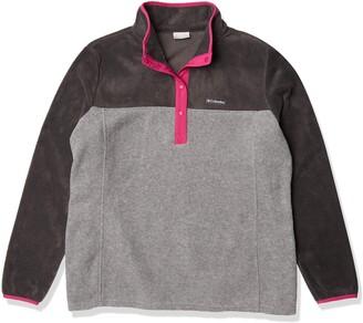 Columbia Women's Benton Springs 1/2 Snap Pullover Fleece