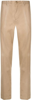 Kent & Curwen Long Pleat Detail Tailored Trousers