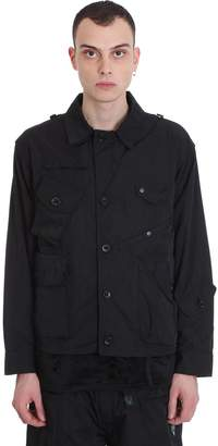 South2 West8 Casual Jacket In Black Polyester