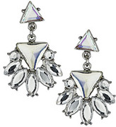 Dorothy Perkins Sparkly rhinestone earrings