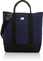 Billykirk MEN'S COLORBLOCKED TOTE BAG