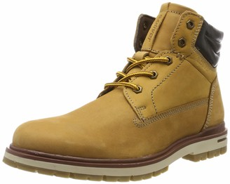 S'Oliver Mens 5-5-15207-23 Ankle Boots Yellow Size: 10 UK