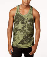 G Star Men's Printed Tank Top