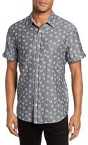 Billy Reid Kirby Print Sport Shirt