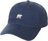 Element Ca Bear Snapback Cap Blue