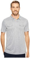 Puma Tailored Double Pocket Polo Men's Short Sleeve Knit