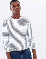Jack and Jones Crew Stripe Sweater