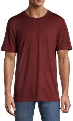 HUGO BOSS Tiburt Virgin Wool T-Shirt