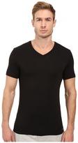 Michael Kors Luxury Modal V-Neck T-Shirt