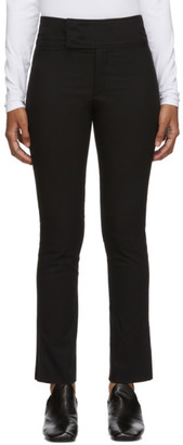 Isabel Marant Black Ovida Trousers