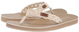 Flojos Aura (Natural) Women's Shoes