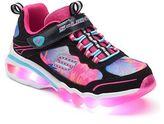 Skechers S Lights Light It Up Girls' Sneakers