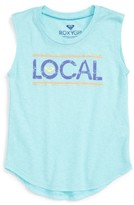 Roxy Toddler Girl's Live Local Tee