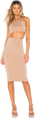 superdown x Chantel Jeffries Jewel Midi Dress