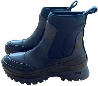 Stella McCartney Stella Mc Cartney Black Patent leather Boots