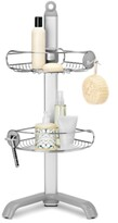 Simplehuman Bath Accessories, Stainless Steel Corner Shower Caddy