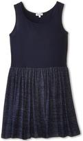 Splendid Littles Loose Knit Jersey Dress (Big Kids)
