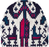 Tak. Ori Women's Intarsia-Knit Slouchy Hat
