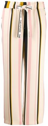 Cambio Striped Trousers