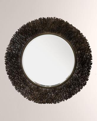 Palecek Santiago Rattan Mirror