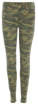 True Religion Halle camouflage skinny jeans