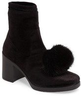 Topshop Women's Belle Pompom Boot